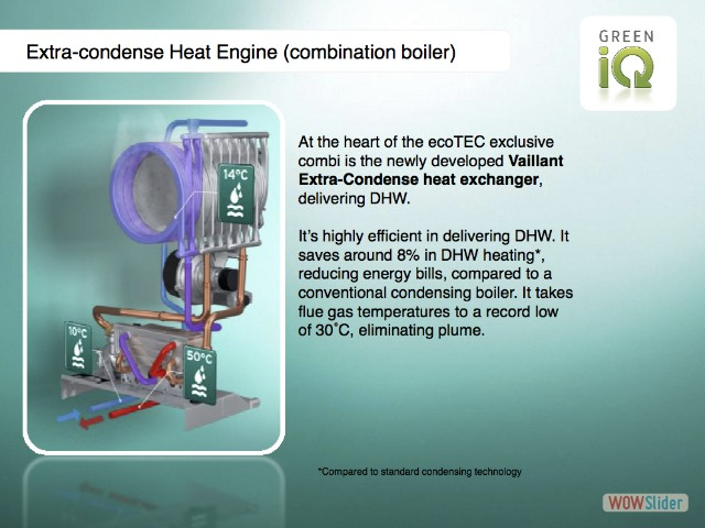 14 Extra-condense Heat Engine